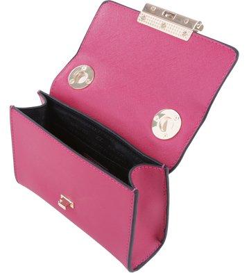 Bolsa Tiracolo Textura Pink