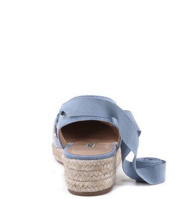 Espadrille Light Jeans Marítimo