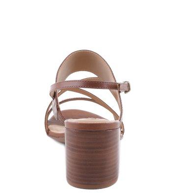 Sandália Croco Amber