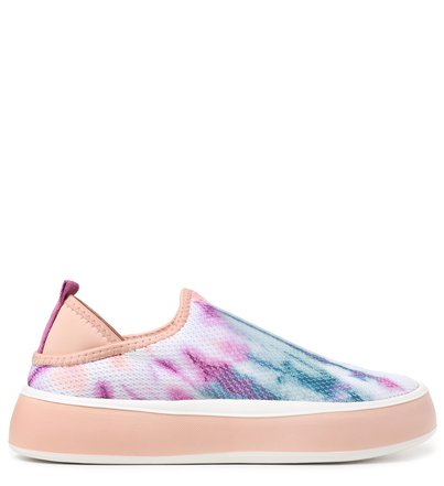 Slip On Tie-Dye ZZ Now Knit Sola Alta