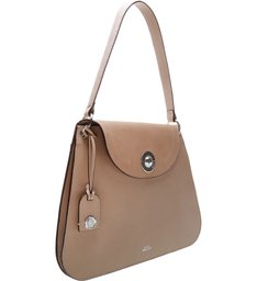 Bolsa Hobo Luanna Grande Light Cream