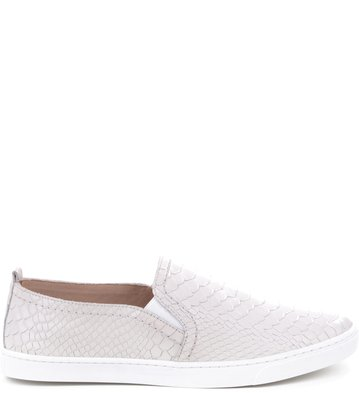 Slip-on Snake Off-White