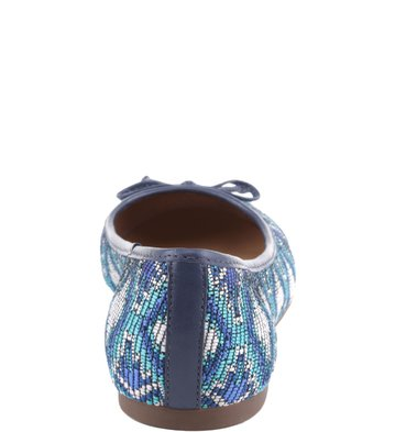 Sapatilha Tribal Azul