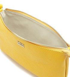Bolsa Tiracolo Pequena Alça Fina Amarelo