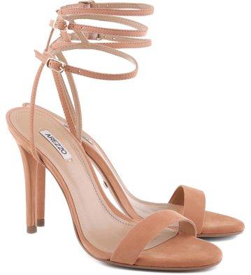 Sandália Minimal Blush