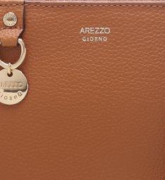 Bolsa Tiracolo Amanda Pequena Camel