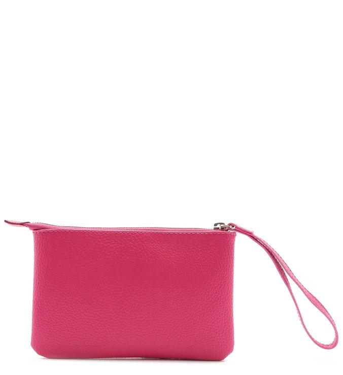 Necessaire Alça Salerno Pequena Pink Absolut