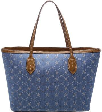 Bolsa Shopping Vita Personalizável Scoth/Blue