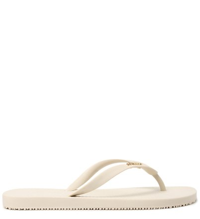 Chinelo de Dedo Off-White Brizza