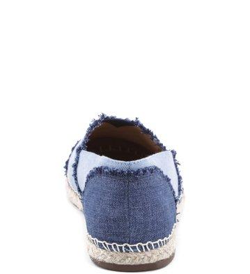 Espadrille Desfiada Jeans
