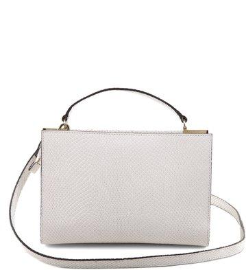 Bolsa Tavi Pequena Branca