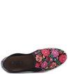 Slip-on Floral Negro