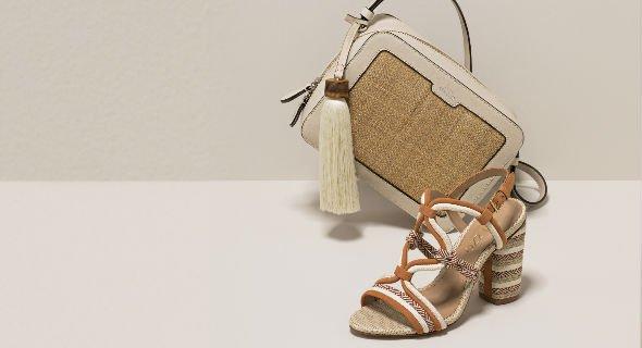 9af161a50 Novidades de verão Arezzo: tendências para calçados e bolsas
