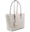 Bolsa Shopping Bella Off-White