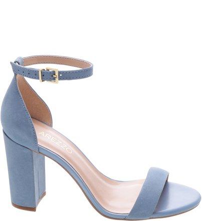 0c00b00191e Sandália Isabelli Bloco Crystal Blue