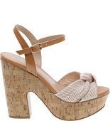 Sandália Multi Comfort Feminino Cork