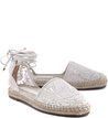 Espadrille Rendada Off-White