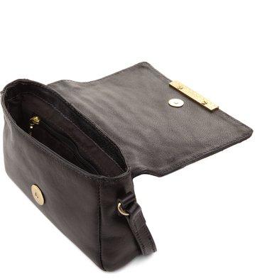 Mini Bag Matelassê Preto