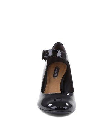 Sapato Boneca Médio Preto