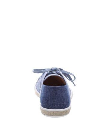 Tênis Calcanhar Dobrável Abacaxi Jeans