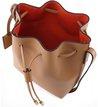 Bolsa Bucket Camel