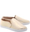 Slip-on Casual Ouro