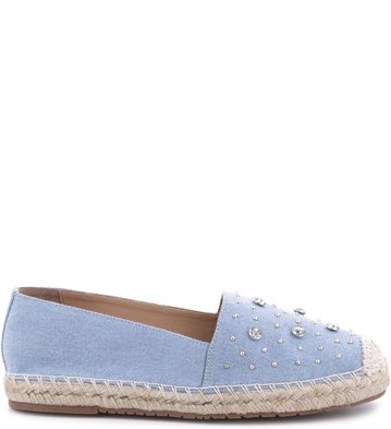 Espadrille Crystal Light Jeans