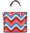 Bolsa Shopping Gift Ethnic Print