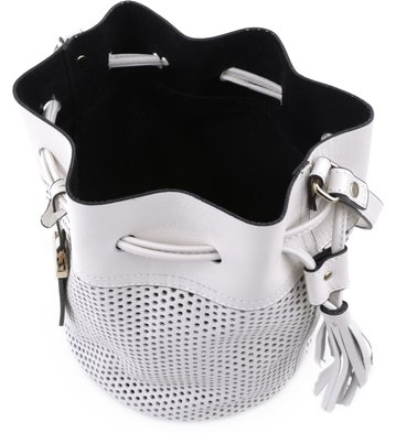 Bolsa Bucket Bianca Off-White