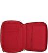 Carteira Quadrada Pequena Vermelha