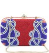 Clutch Summer Party Red-Blue