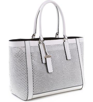 Bolsa Shopping Bianca Off-White