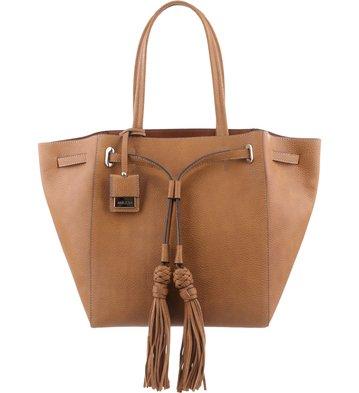 Bolsa Shopping Marjorie Camel