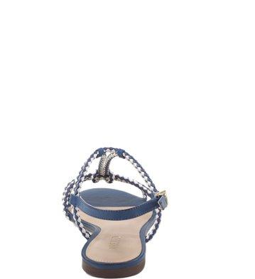 Rasteira Chicote Blue-Marine