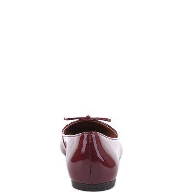 Sapatilha Glossy Vinho