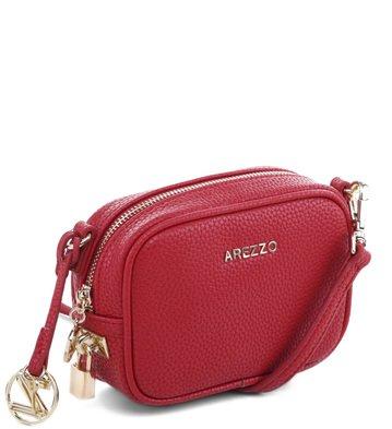 Mini Bag Tiracolo Vermelha