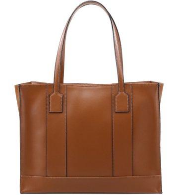 Bolsa Shopping Mahogany