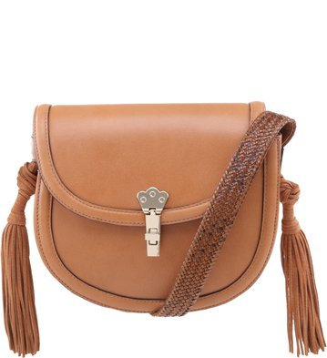 Bolsa Jane Pequena Trufa
