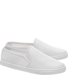 Tênis Slip On Bianco
