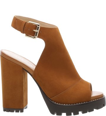 Sandal Boot Nobuck Combat Savannah Scotch