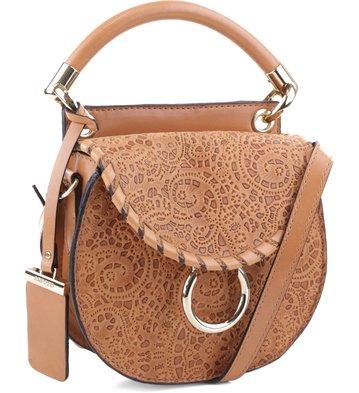 Mini Bag Recortes Carolina Tan