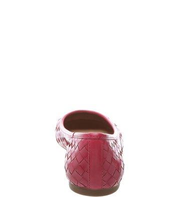 Sapatilha Entrelaçado Lady Pink