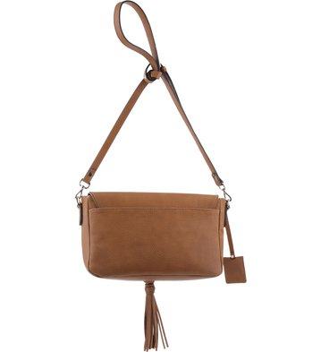 Bolsa Clutch Marjorie Camel