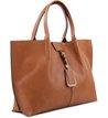 Bolsa Shopping Fivelinha Tan