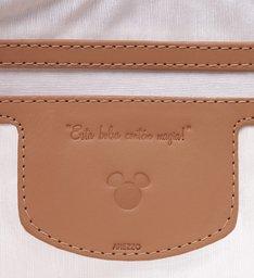 Disney | Bolsa Tiracolo Média Prione Disney Preta e Royal Red
