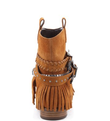 Bota Folk Mood Camel