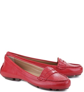 Mocassim Daily Scarlet