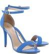 Sandália Isabelli Nobuck Blue-Wave