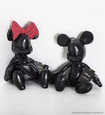 Boneco Monograma Disney x Arezzo Orientavida