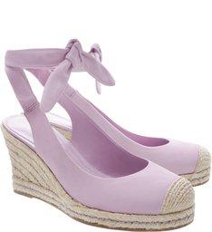 Espadrille Nobuck Alice Fun Lilac